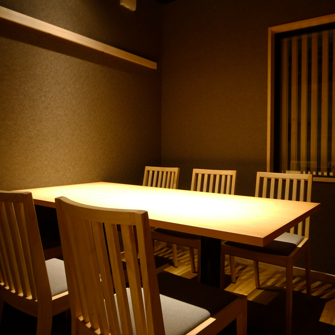 2F Private room (table)